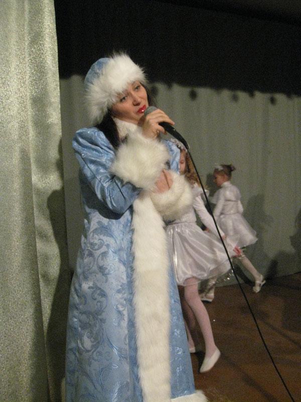 Песня Снегурочки (Наталья Рисухина)