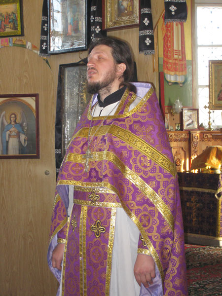 Проповедь иеромонаха Гавриила