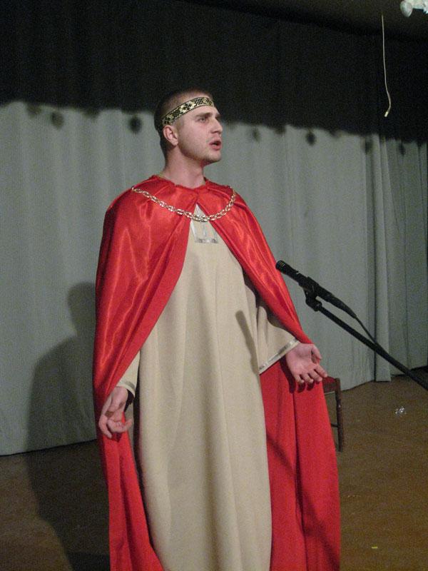 Владимир деркач в роли царя Ирода