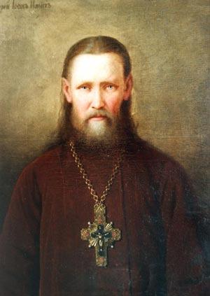 Автор проповеди - св. Иоанн Кронштадтский